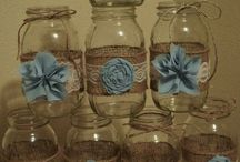 Rustic/country baby shower ideas