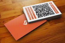QR code bussines card