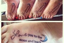 Tattoo / by Ashley Stott