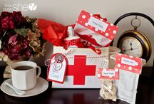 Get Well Gifts / by Maxine Butler Council