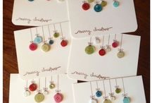 Christmas Crafts / Lots of ideas for crafts that are perfect for a handmade Christmas! / by Stacey @ BirchAndButton.com