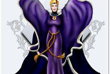 Disney Love - Villains / Disney Villains