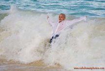 Honolulu Beach Portrait Photography