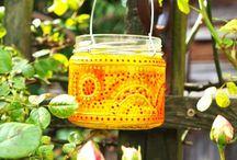 barattoli di vetro riciclo