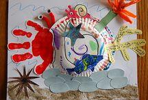 Arts and Crafts (preschool) / by Brandy Purdue