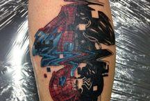 tatoo heróis