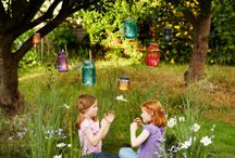 Gardening for Kids / Collection of pins of ideas for kids to have fun with gardening!