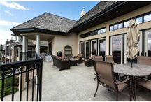 Backyard Ideas  / Paranych Luxury Homes is Edmonton's premier Luxury Home Real Estate website. View beautiful, creative, and breathtaking Edmonton Luxury Homes For Sale today. Contact Terry Paranych!