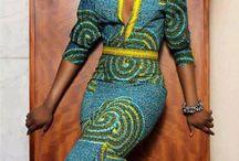 my African wardrobe