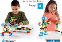 Kids on the Block Party