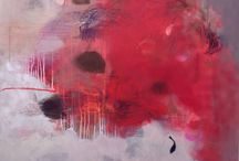 Abstract schilderijen
