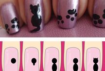 Nails / Unhas e mais unhas