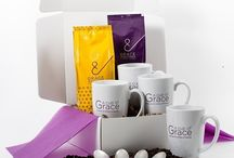 Give the Gift / Coffee is always the best gift to give