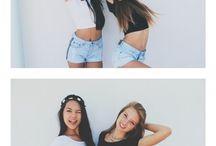 fotos para tomar con mi hermana