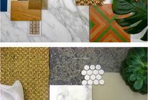 Moodboards for Interiors