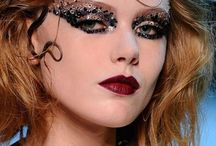 Fashion Runway Makeup