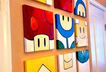 Giuliano's room