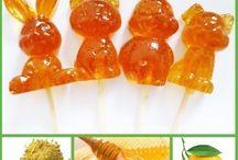 Healthy candy / Zdravé mlsání