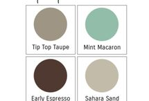 Stampin' Up! ~ Color Combos