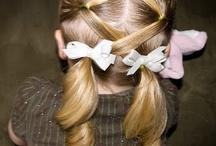 Girls hair ups