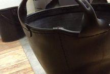 Produkter / Taske lavet af bildæk slange
