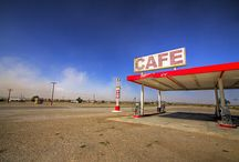 Route 66 / by deloprojet