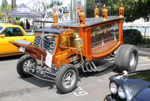 SHOW N' GO RIDES / VINTAGE & MODERN SHOW, CONCEPT & HIGH END STREET RIDES / by RICKSTER