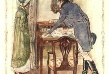 Jane Austen / by Alicia Wimberley