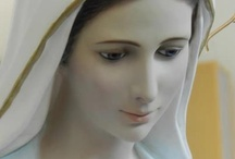 Our Lady of Medjugorje / The Blessed Mother chose this beautiful place for her Apparitions. It is a place of peace, prayer and love! It is a place of hope and beauty!