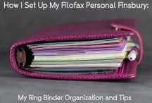 Organization Planners / by Tamara Austin