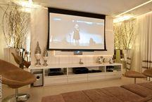 Sala de TV | Home Theater
