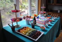 Brooke's 5th birthday party ideas