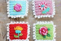 Crochet little gifts