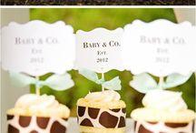 mindy's baby shower / by Melissa Sosa