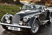 Morgan, ou la beauté de l'automobile
