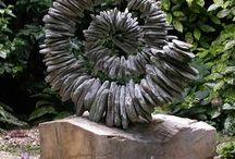 Stone scluptures