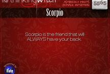 Scorpio / Facts about Scorpios.