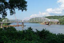 Hulton Bridge Demolition