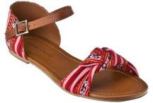 So Cute Summer Sandals / by Lisa Sanders