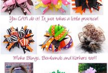 Craft It - Bows & Fancy Things