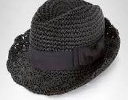 sombreros tejidos