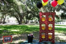 Birthday Party Themes and ideas / Kids Birthday Party Decor and Ideas