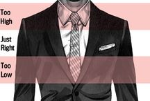 Tie Bar Style / How to wear a tie bar or tie accessory and look stylish doing it. Great looks from fashion forward guys and galls out there bringing the tie bar to the forefront of their fashion day