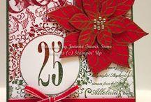 SU - Christmas Collarge / by Sue Cartwright
