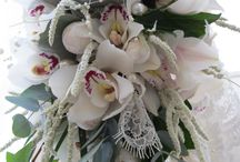 Bridal bouquets spill   זרי כלה בעלי מבנה נשפך / Bridal bouquets spil   lזרי כלה בעלי מבנה נשפך