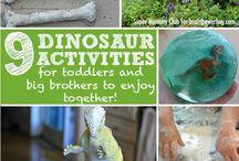 Dinosaur Kid Fun! / by Science4Us