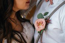 Rustic Wedding / Wedding inspirations