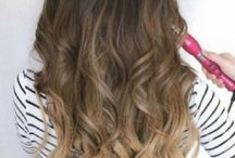 Best Curling Iron / Curling Iron Hairstyles, tips, and DIY for all hair types.