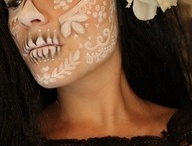 Ideas for Day Of the Dead Wedding