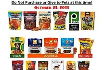 Your pets health